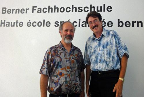 ©  Foto: Martina Leu, Prof. Dr. Urs Kalbermatten, Wissenschaftlicher Leiter Kompetenzzentrum für Gerontologie, Berner Fachhochschule und Al'Leu