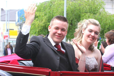 Maikönigspaar 2010