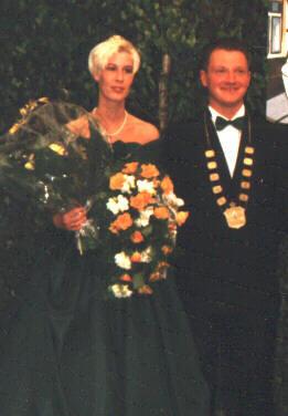 Maikönigspaar 1996