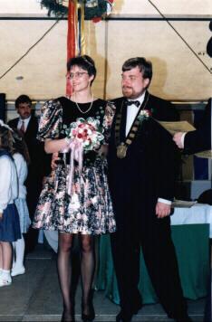 Maikönigspaar 1994