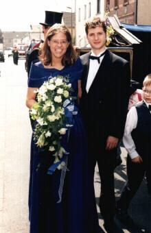 Maikönigspaar 1997