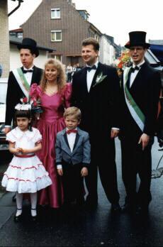 Maikönigspaar 1995