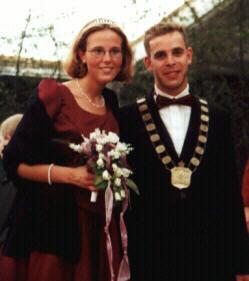 Maikönigspaar 2001