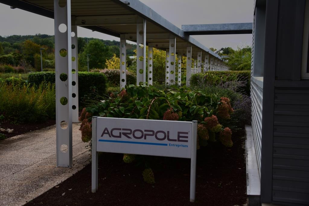 Agropole: la pépinière d'entreprises