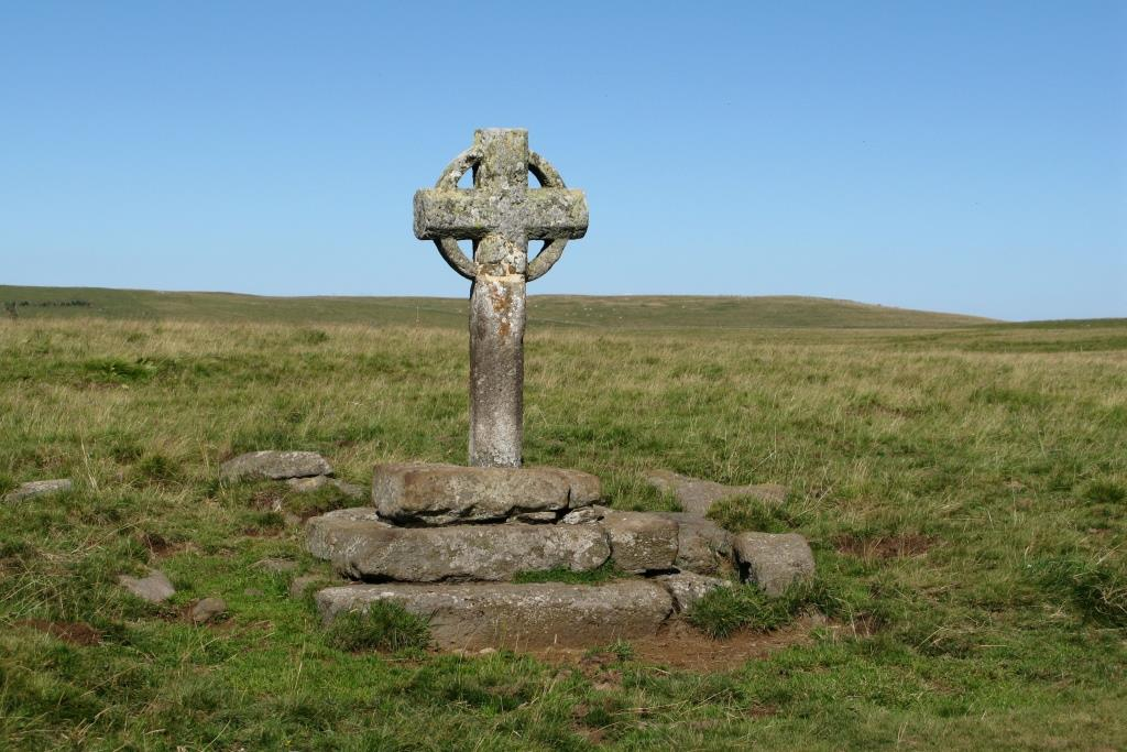 croix sur l'Aubrac