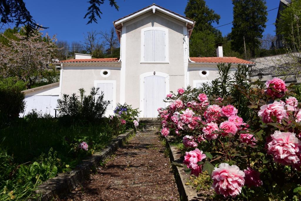 les jardins et la vigne