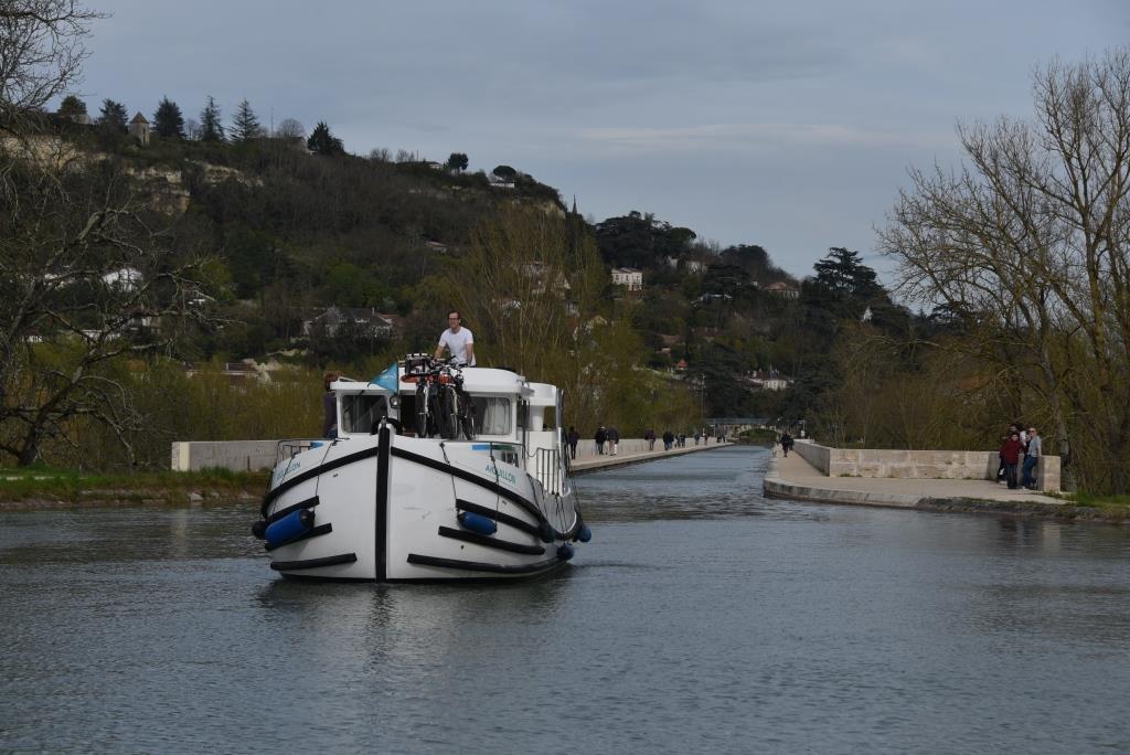 un tourisme fluvial