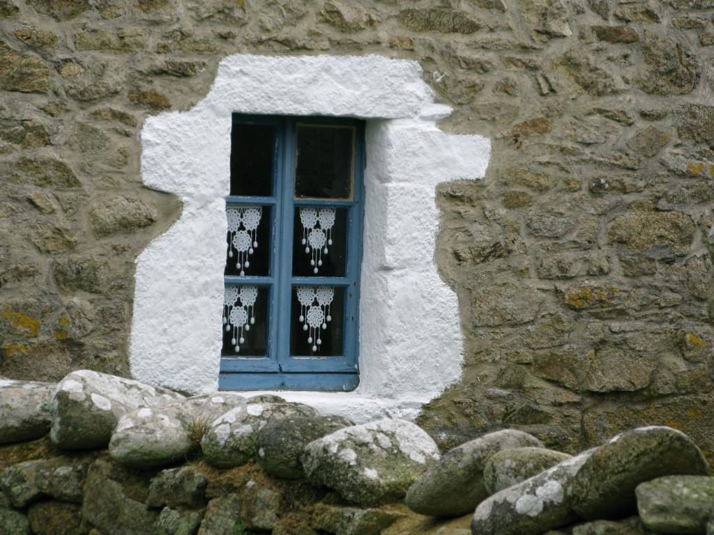 fenêtre à Ouessant