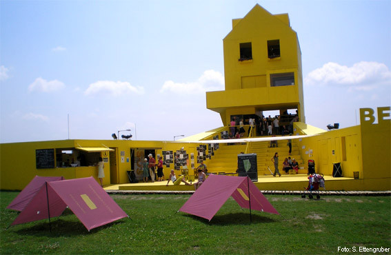 Bellevue - Das gelbe Haus