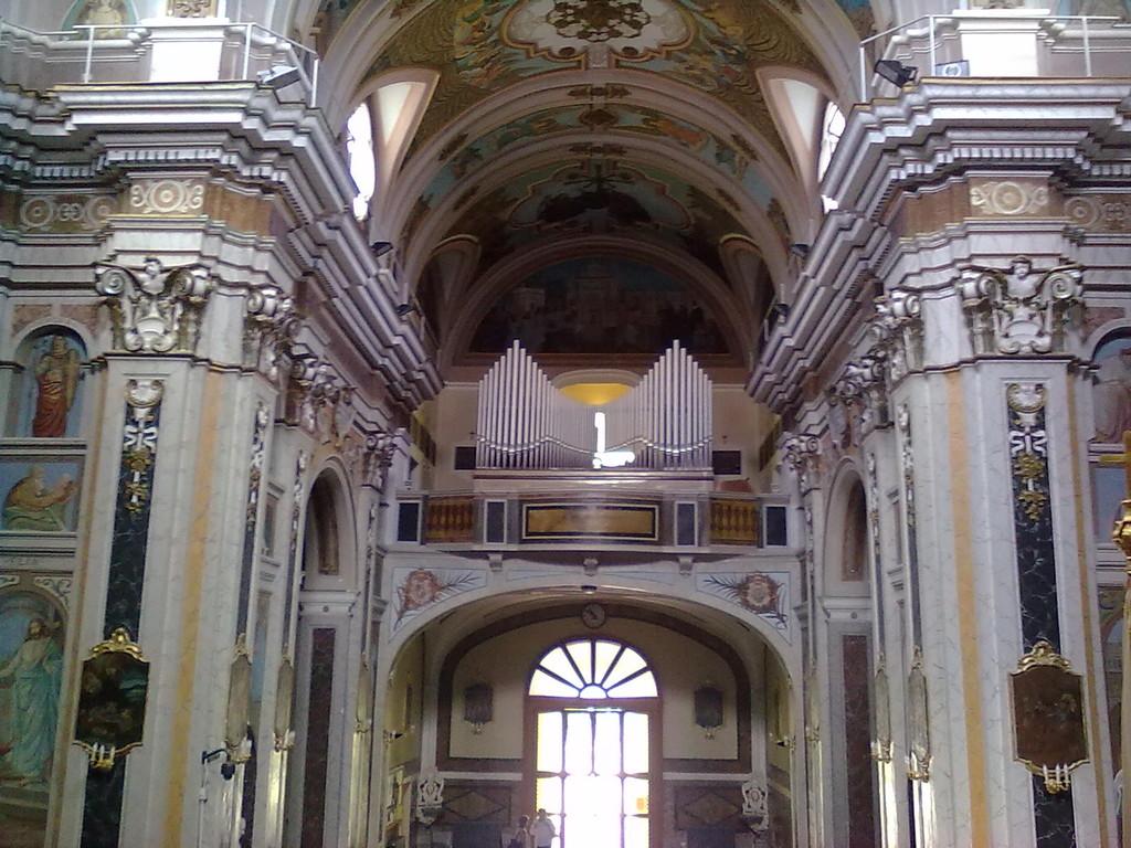 Organo e cantoria