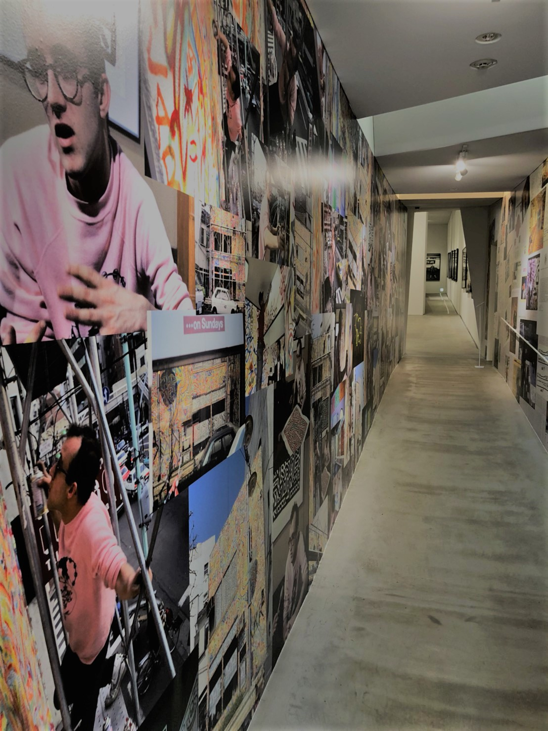「中村キース・へリング美術館」