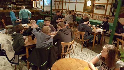 Spieleabend der Jugendabteilung