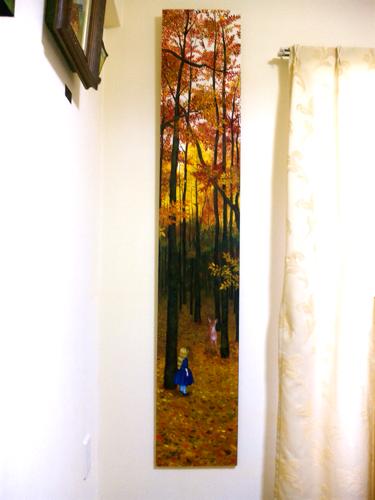作家・HiroRing「忘我の森」