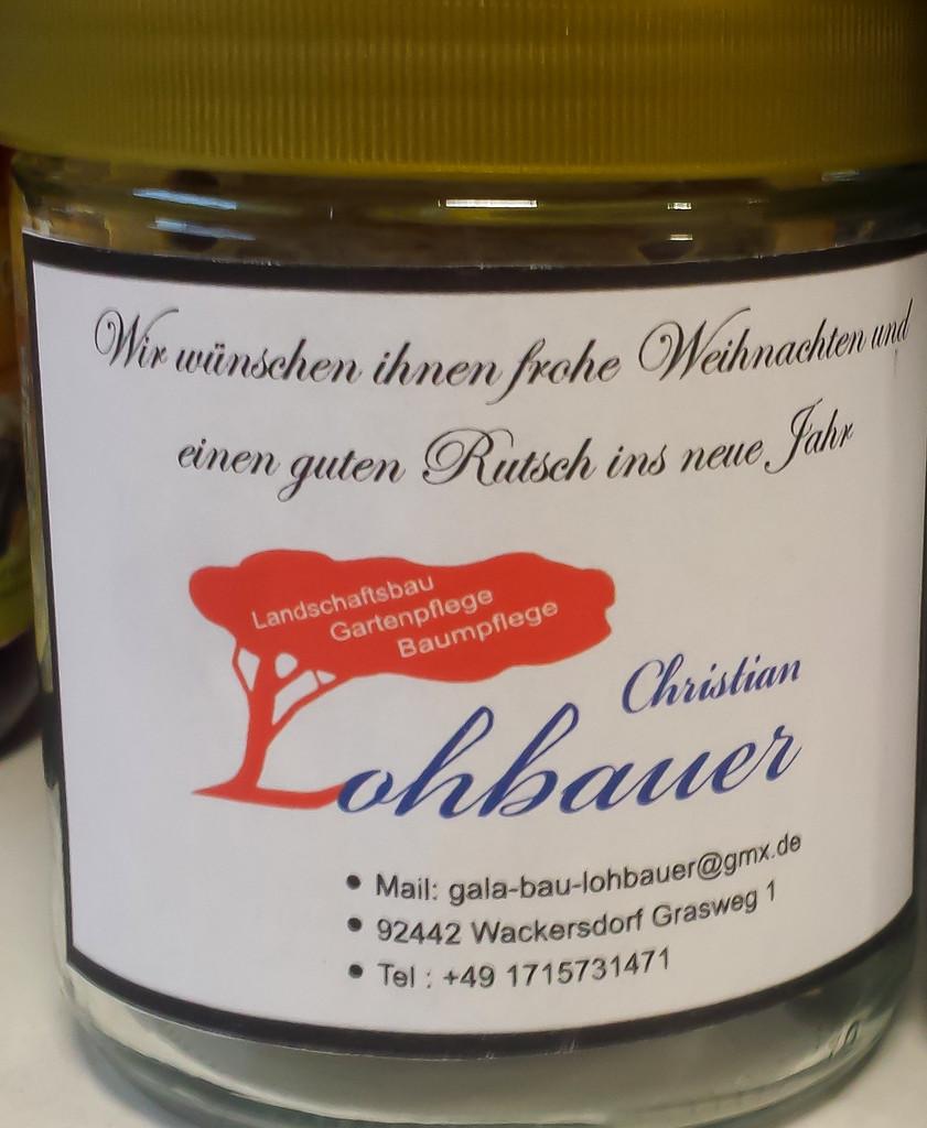 Geschenke / Werbegeschenke - Wabenhonig bayern