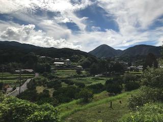 矢倉岳と富士山