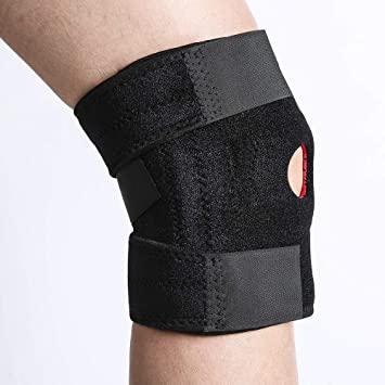 ランニングで膝を痛める方が使うようなサポーター