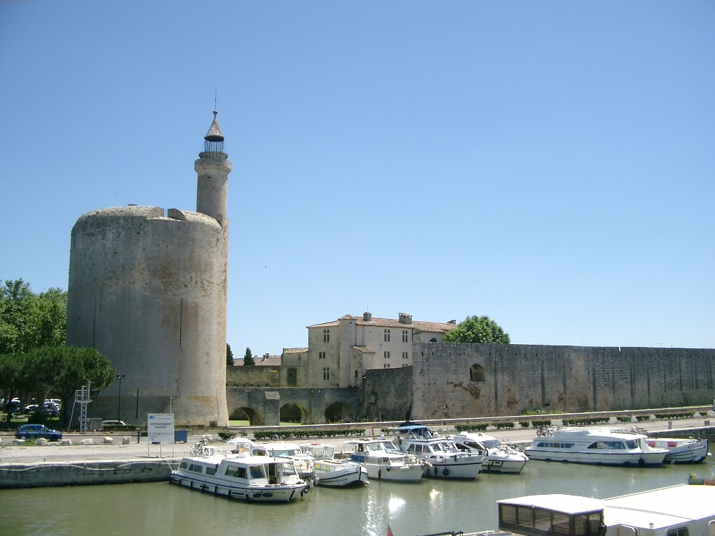 Aigues Morte in Camargue