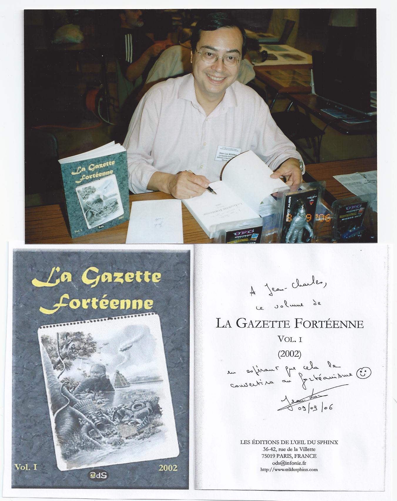 Jean-Luc RIVERA - 09 septembre 2006