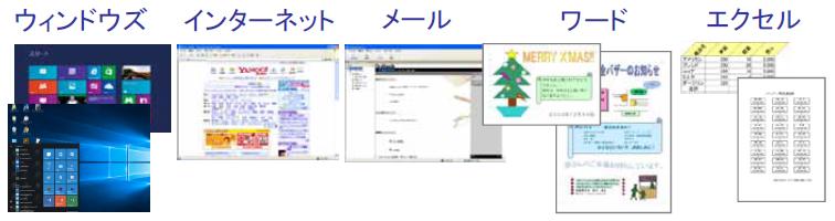 メディアックパソコンスクール生田教室の基礎コースの概要