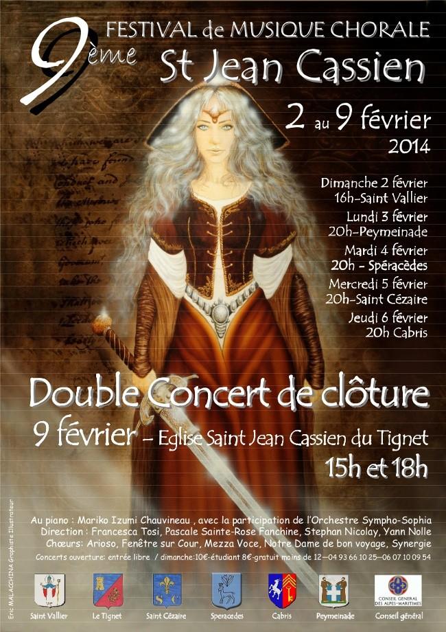 9eme Festival St Jean-Cassien