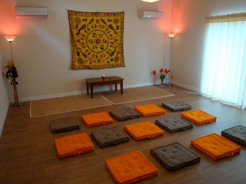 Salle pour la méditation
