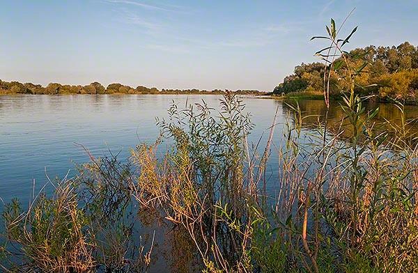 Naun or river flood plain