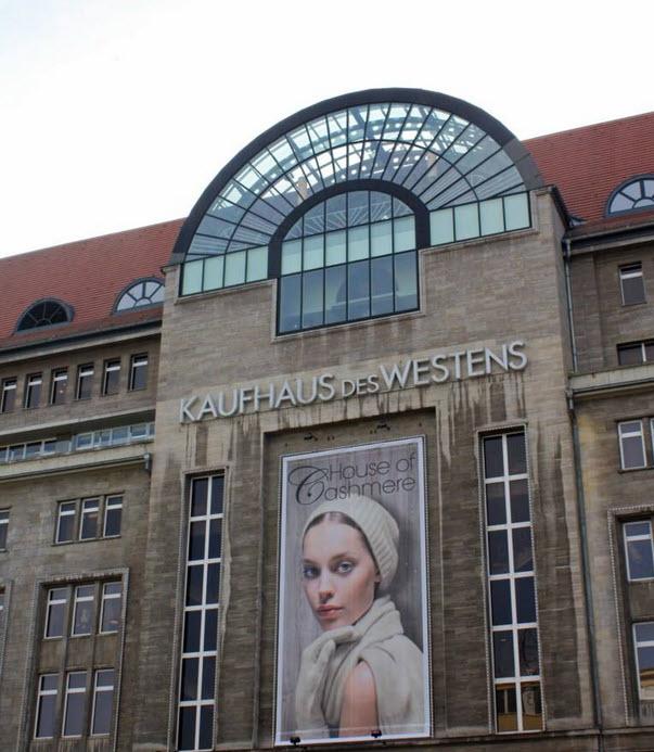 Was wäre Berlin ohne das KaDeWe  eine unendliche Geschichte