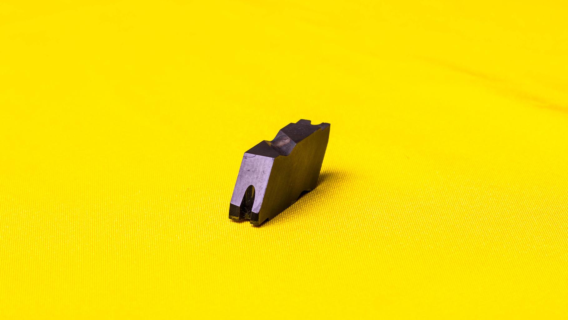 Специальная канавочная пластина