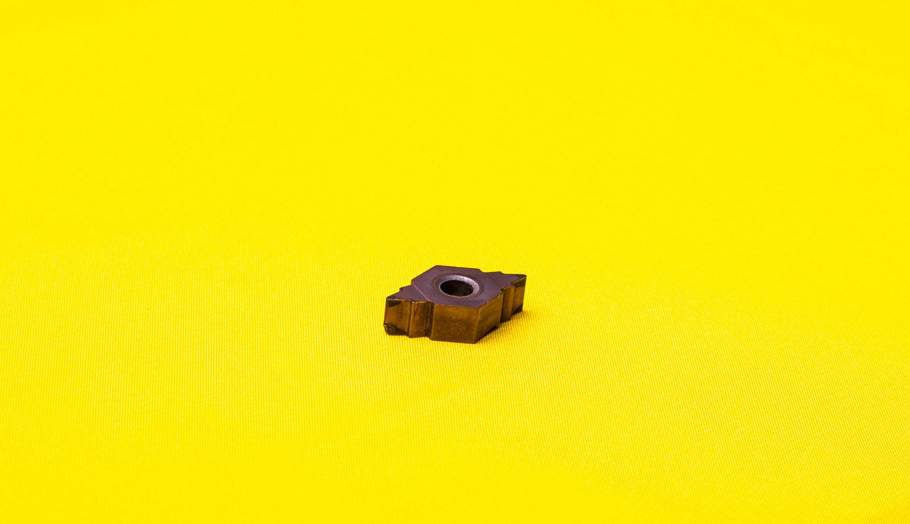 Специальная резьбонарезная пластина