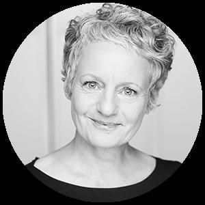 Zu sehen ist das Profilbild von Heike Merkle, zertifizierte Achtsamkeitstrainerin und MBSR-Lehrende in Frankfurt am Main.