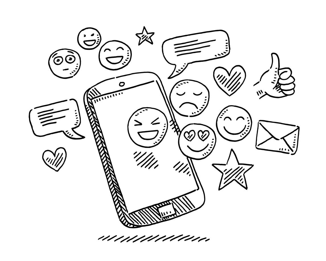 Achtsamkeit und die sozialen Netzwerke