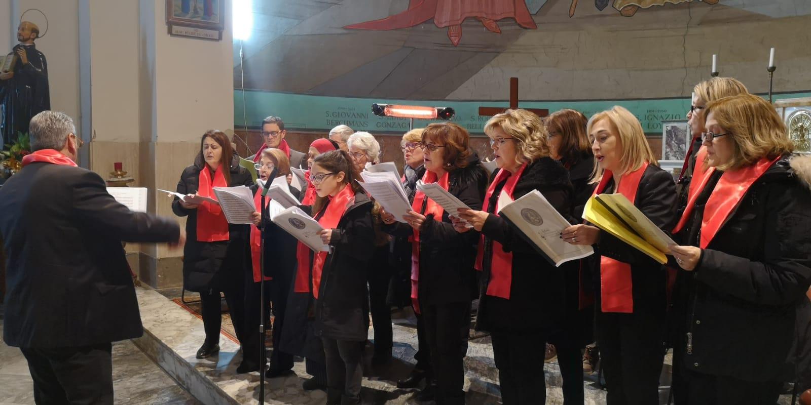 Amico Stella Canzone Di Natale.21 Dicembre 2018 Concerto Di Natale Parrocchia Sacri Cuori Di