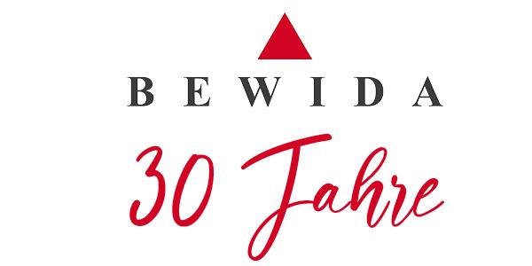 Bewida feiert ihr 30 jähriges Jubiläum