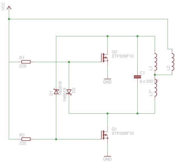 Super Simple Induktionsheizer - Willkommen auf ram-projects, der ...