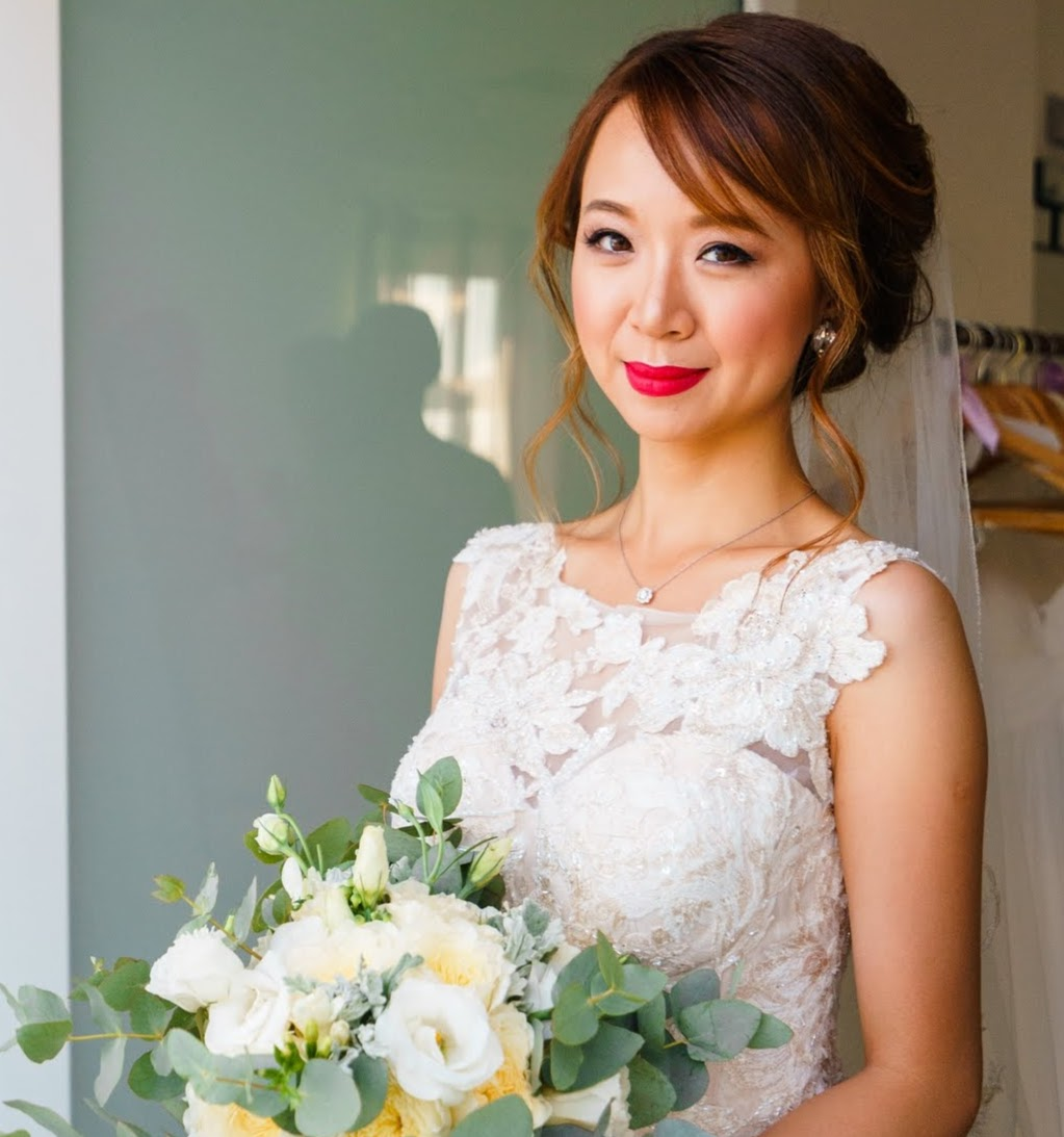 Bridal Makeup & Hair in Hua Hin