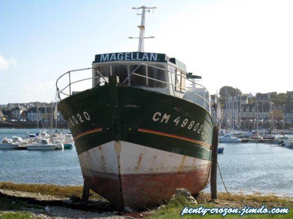Au port de Camaret
