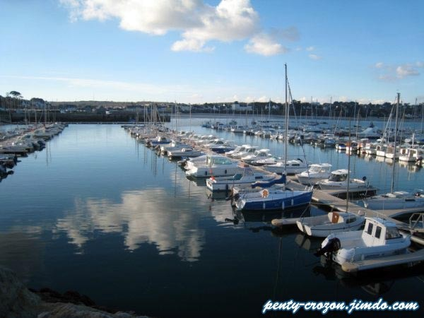 Le port de Morgat