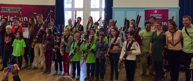 Swiss Bassoon Days 2016, Musikpunkt, Lohri, Nathalie Blaser, Musikschule Allschwil, Bassoon, Fagott, Racz