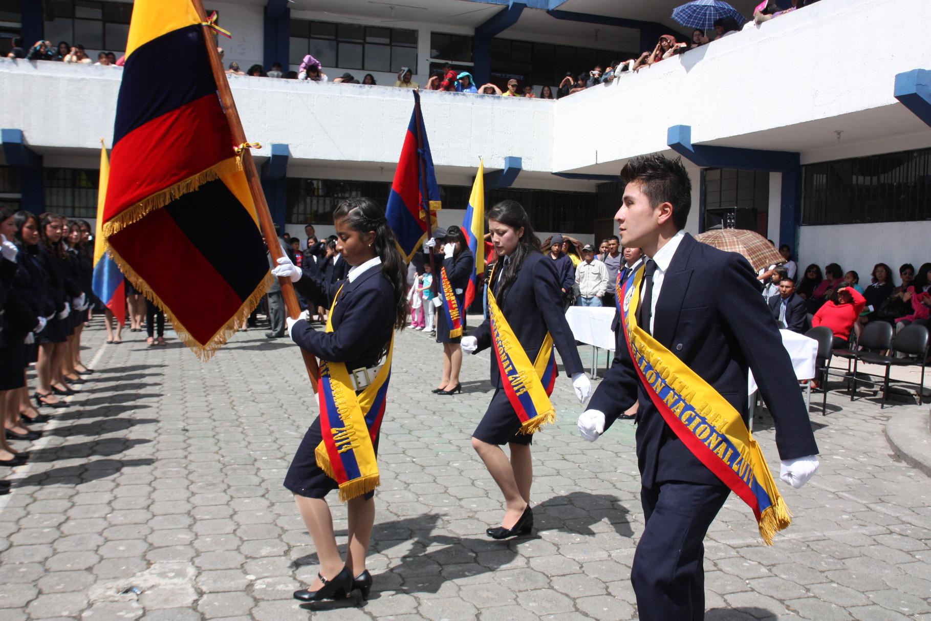 Cobijada de la Bandera