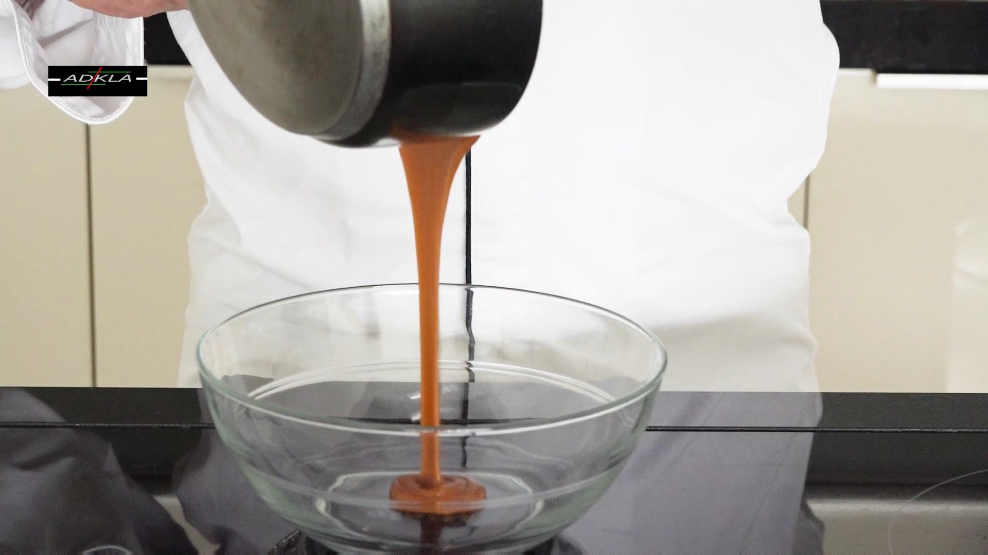 Karamel macarons