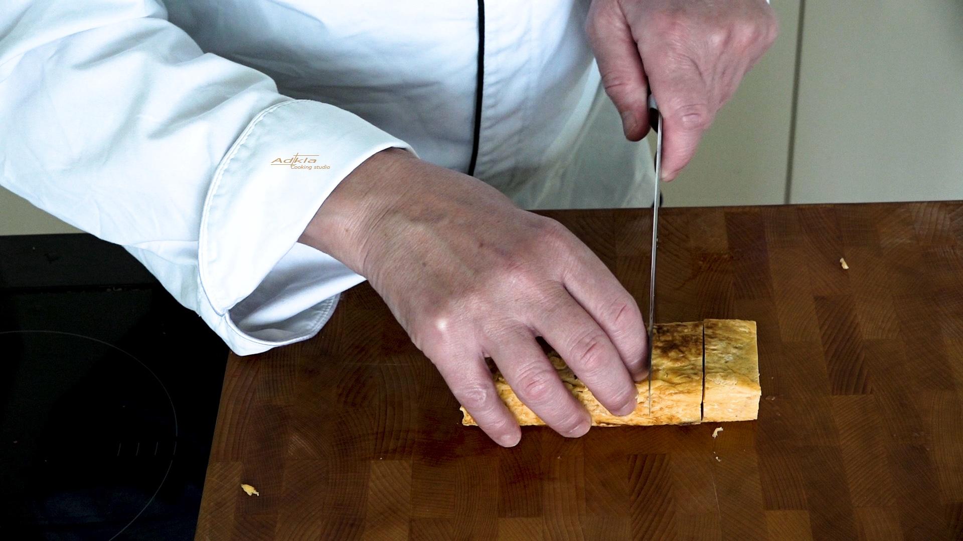 Tamagoyaki (Japanse omelet)