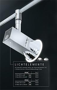 LED Liana Strahler