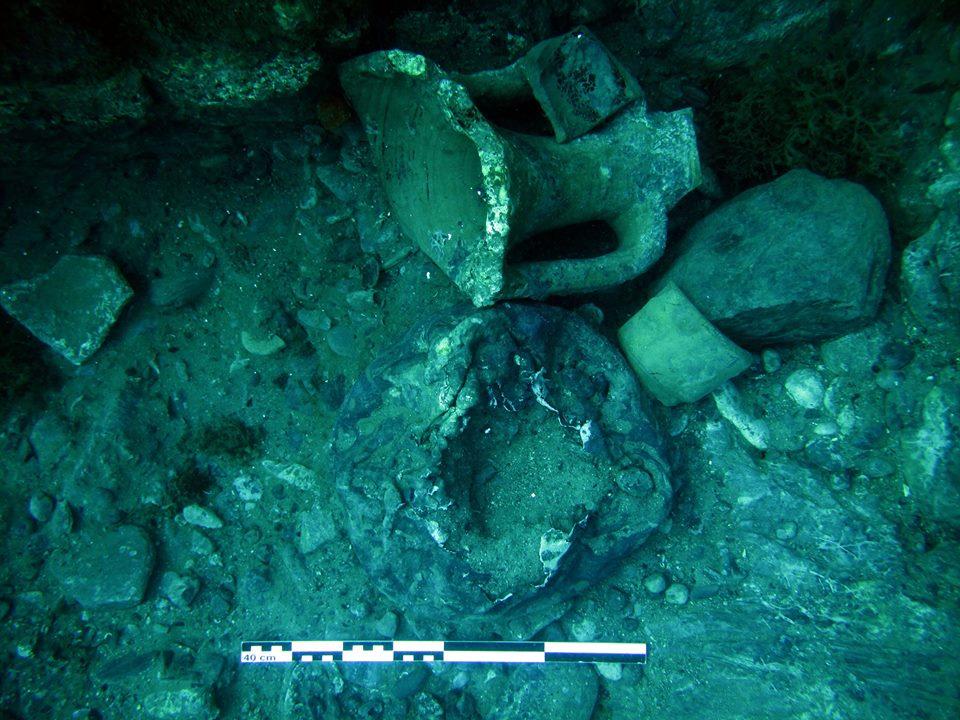 Sondages archéologique