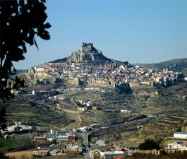 Panoramic Morella Tour