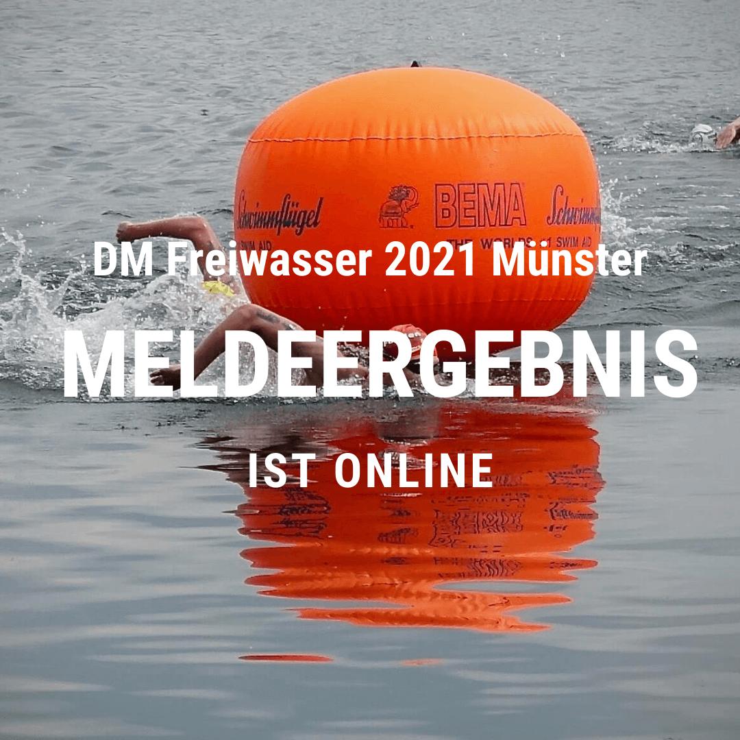 Deutsche Meisterschaft im Freiwasser