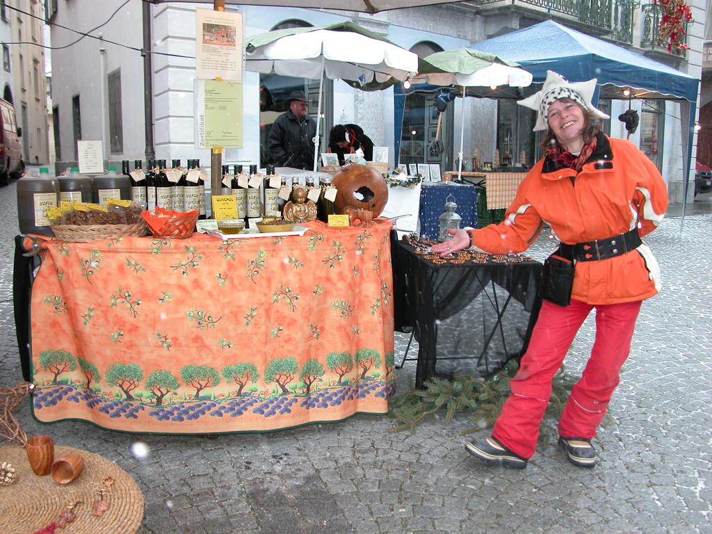 Weihnachtsmarkt Poschiavo (2009)