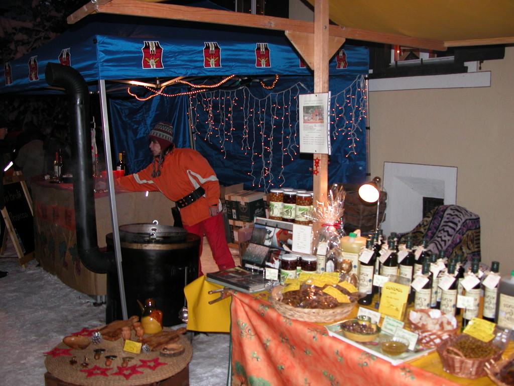 Weihnahctsmarkt Celerina (2009)
