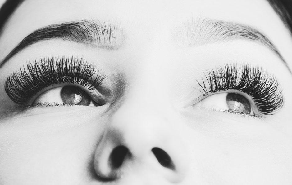 Wimpernverlängerung Allergiker Allergie