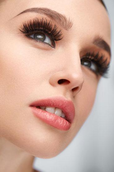 Pflege Wimpernverlängerung