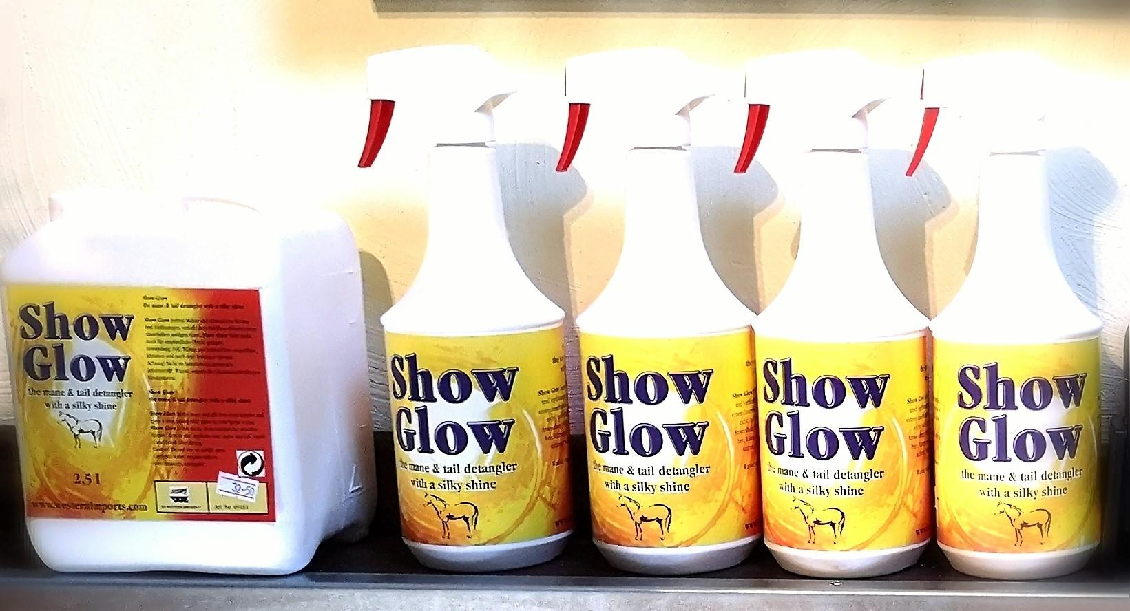 Fellglanz, Show Glow
